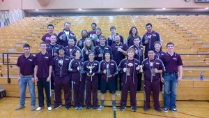 Texas A&M Powerlifiting Team